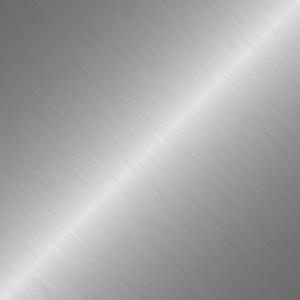 Silber mit linearem Strukturverlauf als Hintergrund