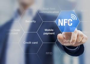 NFC Inlays mit 13,56 MHz